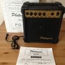 未使用!フォトジェニック ギター・ベースアンプ PG-10