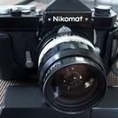 Nikon Nikomat FT ニコマートFT レンズ2本付き...