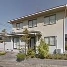【舟橋村】一戸建て「女性限定シェアハウス」大家直