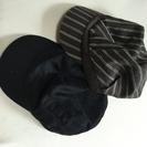 帽子 2点
