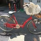 前カゴ 子供乗せ自転車