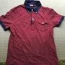 【美品】メンズポロシャツ