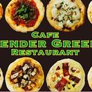 国際通り LA カフェ テンダーグリーン