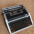 0livetti (オリベッティ) 社製タイプライター Lette...