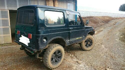 ジムニー JA11 クロカン (oga(・д・。)) 石岡のジムニーの中古車