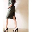 【交換希望】UNIQLO・カリーヌコラボ タイトスカート61サイズ