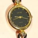 ラヴィーです。ファションスタイル腕時計 電池交換済み