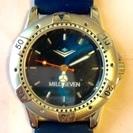 商談成立! マイルドセブン?男性用腕時計。電池交換済み し…
