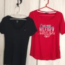 美品⭐️トミーヒルフィガー Tシャツ2枚