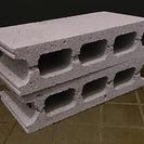 軽量 コンクリートブロック2つセットで 未使用