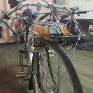 昭和レトロ自転車 フラッシャー