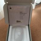 アップル ワイヤレスマウス 未使用