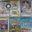 【PSPソフト】まとめ売り!