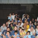 【7月16 海洋博祭り帰りに今帰仁にてガレージバーベQ】