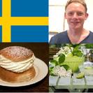 6/26(日) 英語でCooking!スェーデンへようこそ!「In...