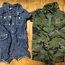 未使用babyGap1万円の子供服