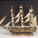 大型帆船模型 CUTTYSARKカティサーク 約72cm 訳有り...