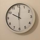 【交渉中】電波時計 (今月買ったばかり)