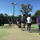 テニスサークル企画の練習&ダブルスゲーム会を開催いたします!(東...