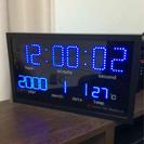 デジタルクロック 時計