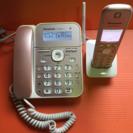 Panasonicコードレス電話機