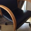 椅子(回転 肘付き)