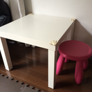 IKEA  テーブル  チェア  セット