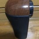 Nボックス用木目調シフトノブ