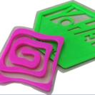 話題の3Dプリンターでオリジナルコースターを作ろう!ワークショップ...