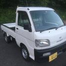 ★売約済★11年式ハイゼットトラック 4WD,車検平成29年8月...