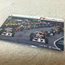 F1 テレフォンカード未使用品
