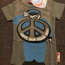 【未使用】ラブレボ Tシャツ 110cm グレー