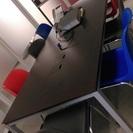 カラフル椅子 8脚