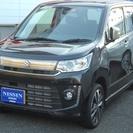 ワゴンR 【 4WD 】  スティングレー J STYLE 3型
