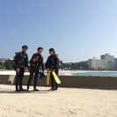 ダイビングで繋がる遊び仲間たち♪PlaySea -DiveFriends- - 大阪市