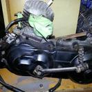 AF27スーパーDIOのエンジン現状渡し、積み換えもできます