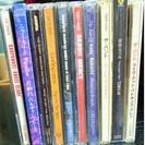 各種CD(ザ・バンド、イエスソングス、他 20枚)