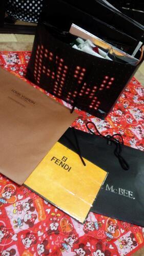 88dbb1a52b66 100均で買うより安い!ブランド店のショップバック (☆みらい☆値段交渉 ...