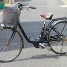 パナソニック電動アシスト自転車 リチウムビビ・DXスペシャル 品...