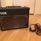 【VOX】13Wコンボギターアンプ(電池対応・エフェクター内蔵)