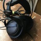 値下げしました!audio-technica ヘッドホン ATH...