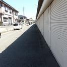 大阪府柏原市玉手町にある月極駐車場(シャッター付有) トランクルームとしてもご利用可能 − 大阪府