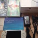 中古 PSP-3000 パールホワイト