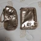 ジルスチュアートの哺乳瓶ケースと母子手帳ケース