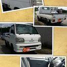 ご成約頂きました!大人気!!ハイゼットトラック☆4WD・5MT☆...
