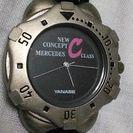 YANASE メルセデスCクラス 時計