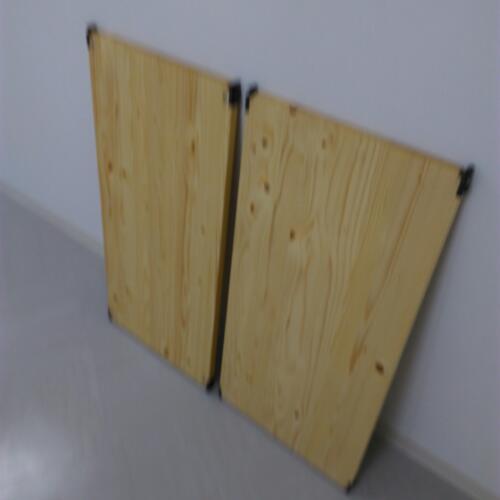 無印 パイン材ユニットシェルフ 棚板 幅78.5cm ...