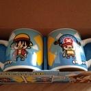 ONE PIECE★ペアマグカップ
