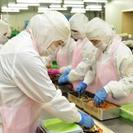 知多市内で製麺工場で具材の盛り付け作業員募集!
