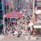 日吉中央通り フリーマーケット 「日吉 楽市」 - 横浜市